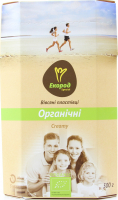 Пластівці Екород Special  вівсяні органічні Creamy 300г
