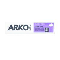 Крем для гоління ARKO Men Sensitive для чутливої шкіри, 65 г