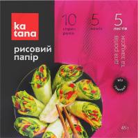 Папір рисовий Katana 50г