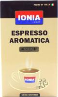 Кава Ionia Espresso Aromatica Oro/Gold мелена 250г