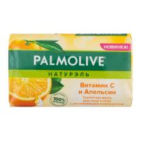 Мило Palmolive натурэль Вітамін С і апельсин 150гр х6