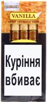 Сигарилли Handelsgold Wood Tip-Cigar Vanilla 5шт