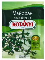 Приправа Kotanyi Майоран подрібнений 5г
