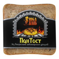 Хліб Riga Пан тост 250г