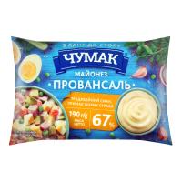 Майонез Чумак Провансаль 67% 190г