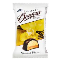 Десерт Конті Бонжур ваніль 29г х24