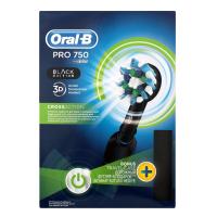Зубна щітка Oral-B Pro 750 електрична +футляр х6