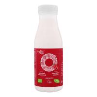 Йогурт Organic Milk Малина органічний 2,5% 300г