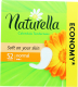 Щоденнi гігієнічні прокладки Naturella Calendula Normal, 52 шт.