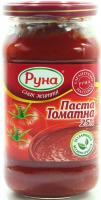 Паста томатна Руна 490г