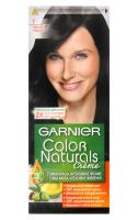 Фарба стійка для волосся Garnier Color Naturals Creme №1 Чорний