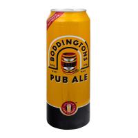 Пиво Boddingtons PUB Ale світле ж/б 0.5л х6