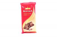 Шоколад Корона молочний 90г х20