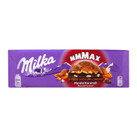 Шоколад Milka Almond Caramel 300г х6