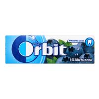 Жув.гумка Orbit Весела лохина 14г х30