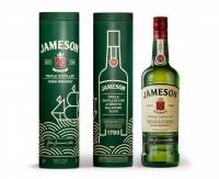 Віскі Jameson 40% в мет.короб.0,7л