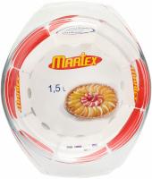 Каструля Martex кругла 1,5л з кришкою 32-121-003