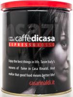 Кава Casa Rinaldi Espresso Rosso Червона мелена з/б 250г