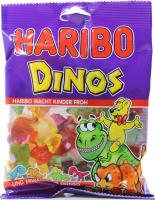 Цукерки Haribo жувальні Динозаври 200г х30