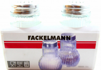 Набір Fackelmann сільничка+перечниця Art.46959