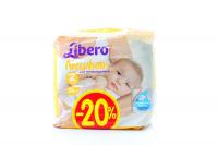 Підгузники Libero Baby Soft 3-6кг 26шт . х6