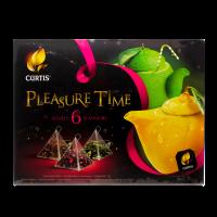 Набір Curtis Чайне асорті Pleasure Time 52г