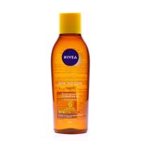 Олійка Nivea для засмаги SPF6 200мл х6