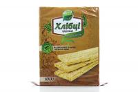 Хлібці Galleti Пшенично-гречані б/дріжджів та цукру 100г х6