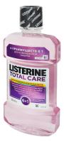 Ополіскувач для ротової порожнини Listerine Total Care 6в1, 500 мл