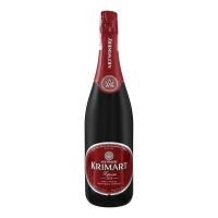 Вино ігристе Krimart червоне брют 0,75л х6