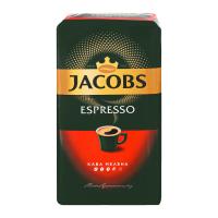 Кава Jacobs Espresso мелена 450г