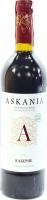 Вино Askania Каберне червоне сухе 0,75л х6