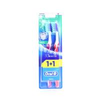 Зубна щітка Oral-B 3D White Fresh Medium, 2 шт.