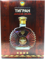 Коньяк Тігран Армянский 4* 0,5л 40% x6