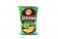 Чіпси Lays Strong пекельний васабі 120г х20
