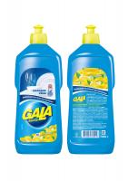 """Рідкий засіб для миття посуду Gala """"Лимон"""", 500 мл"""