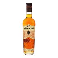 Коньяк Aznauri 3* 40% 0,25л