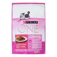 Корм Purina One Junior 85г х24