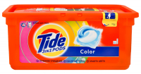 Засіб для прання Tide Color в капсулах 30*24,8г