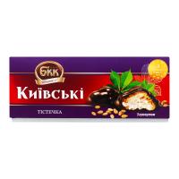 Тістечка БКК Київські з кунжутом 200г х6