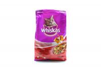Корм Wiskas для котів з яловичиною 300г х6