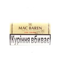 Тютюн Mac Baren Pure Tobacco люльковий 40г