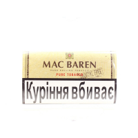 Тютюн Mac Baren Pure Tobacco 40г