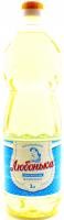 Олія Любонька соняшникова рафінована дозодорована 1л