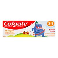 Зубна паста дитяча Colgate 3-5 Без Фториду, 60 мл