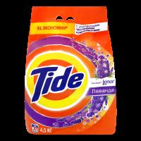 Порошок пральний Tide автомат Lenor Лаванда 4,5кг х6