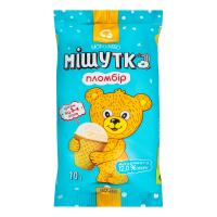Морозиво Три ведмеді Мішутка пломбір 70г х6