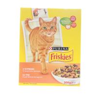 Корм Purina Friskies д/котів  курка, овочі 300г х10
