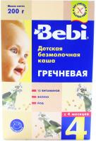 Каша Bebi Junior Гречка 200г х18