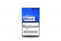 Сигарети West carbonfilter blue